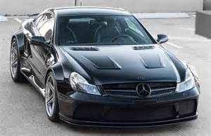 Mercedes A Series Mercedes Sl65 Black Series By Hg Motorsports