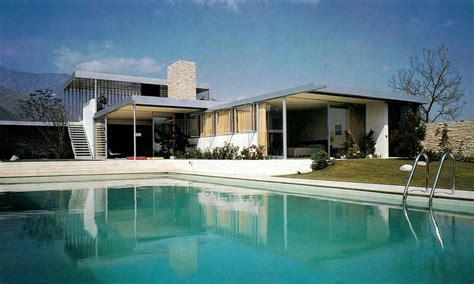 Kaufmann House Palm Springs Richard Neutra Pinterest