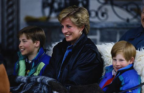 princess diana sons prince william and prince harry just did something for