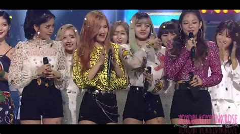 black pink dan exo all about exo blackpink s moments part 1 youtube