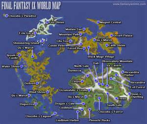 Ff1 World Map by Ff Map Related Keywords Amp Suggestions Ff Map Long Tail