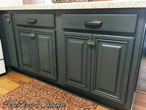Driftwood Kitchen Cabinets Seagull Gray And Driftwood Kitchen Cabinets General Finishes Design Center