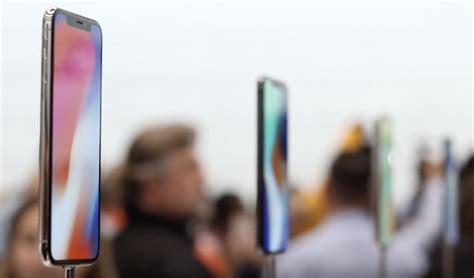 iphone x est 225 a ser um sucesso produzidos 550 mil por dia