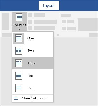 Create Newsletter Columns Word Create Newsletter Template In Word