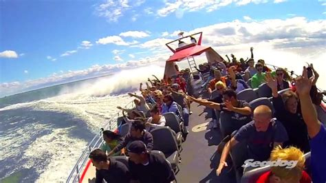 seadog chicago extreme thrill ride at navy pier youtube - Dog Boat Ride Chicago