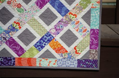 ahhh quilting fortune charm quilt