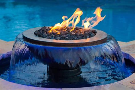 Fire Pit Accessories - evolution 360 fire and water feature hearth products controls co