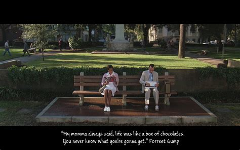 forrest gump comfortable shoes movie quotes famous and memorable movie quotes