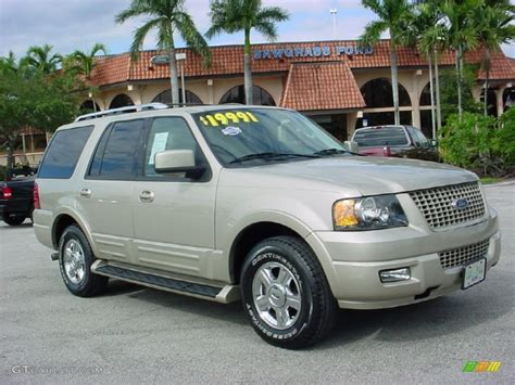 Expedition E6381 Gold Black For 2005 pueblo gold metallic ford expedition limited 37777020 gtcarlot car color galleries