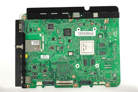 Mainboard Mesin Tv Lcd Samsung La32r71bx cracking open the 55 quot samsung led tv un55d6300sf page