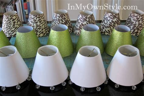 Ballard Designs Lamp Shades diy chandelier shades amp covers in my own style