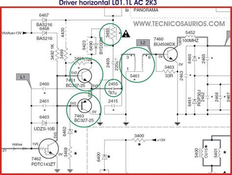 transistor horizontal philips transistor horizontal calienta 28 images reloj electr 243 nico digital circuito diy kits