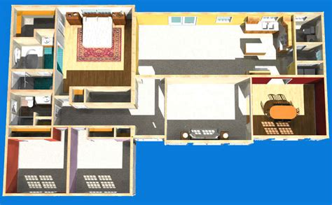 home design 3d ipad 2nd floor 3d floor plan arlington colonial house