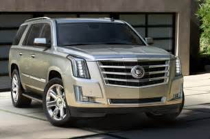Cadillac Escalade 2015 Colors 2015 Cadillac Escalade Front Three Quarters View 03 Photo 4
