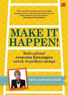 Buku Wujudkan Impian Anda cara jitu mewujudkan mimpi anda manajemen keuangan