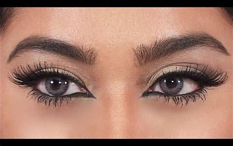 tutorial eyeliner feline dramatic eyeliner makeup tutorial saubhaya makeup
