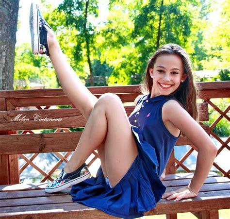 shameless preteens legs open ivet ivanova milan cvetanovic flickr