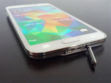 Port Usb Samsung Galaxy S5 test du samsung galaxy s5