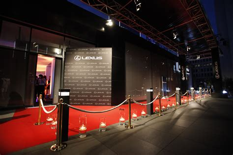 lexus showroom lexus officially in turkey ultimate car blog