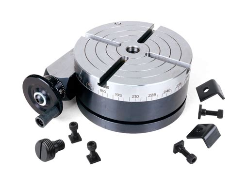 3700 op 4 quot rotary table sherline products