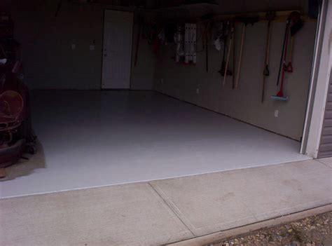 Paint For Garage Floor by Epoxy Garage Floor Sherwin Williams Epoxy Garage Floor