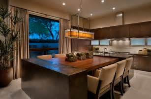 Formal Dining Room Vs Eat In Kitchen Ownby Design Contemporary Kitchen By Ownby