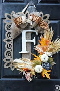 Diy Fall Wreaths Design Ideas The Friday Edit