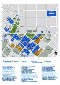 georgia college and state university map calendar