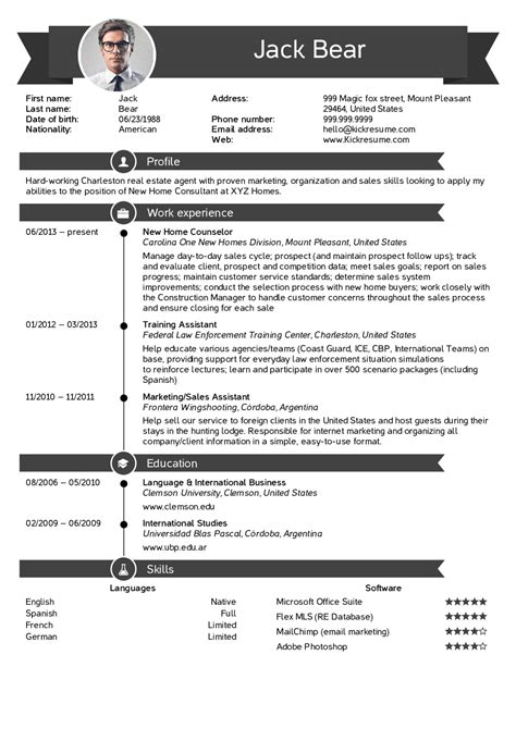 sample real estate agent resume best of 28 professional real estate