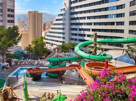 Magic Aqua Rock Gardens Magic Aqua Rock Gardens Benidorm Magic Aqua Rock Gardens Costa Blanca On The