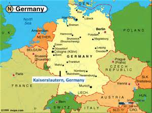 Ramstein Germany Map by The Personal Web Site Of Rick L Anderson Next Overseas Tour