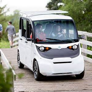 polaris gem electric vehicles