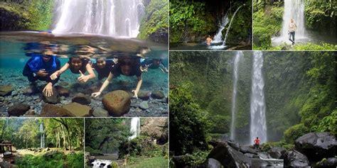 Air Baru sihir dahsyat 7 air terjun baru di lombok yang lagi hits ngadem
