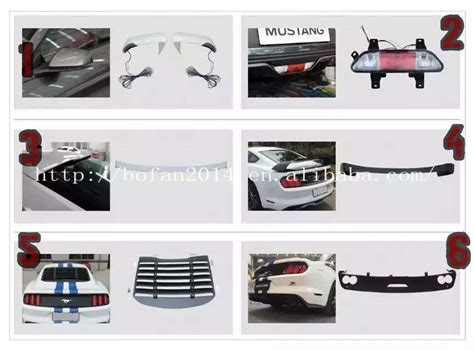 mustang auto parts high quality auto parts for ford mustang 2015 buy
