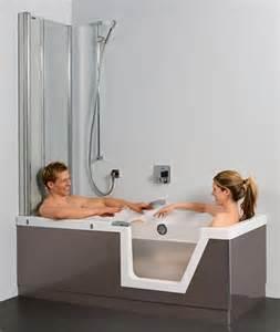 Walk In Bathtub With Shower Step In Pure Baden Oder Duschen In Einer Wanne Mit