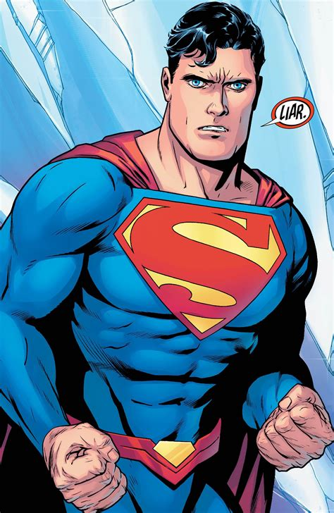 Superman It superman character comic vine