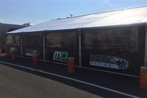 race awning racecarsdirect com ex hawk racing race trailer awning