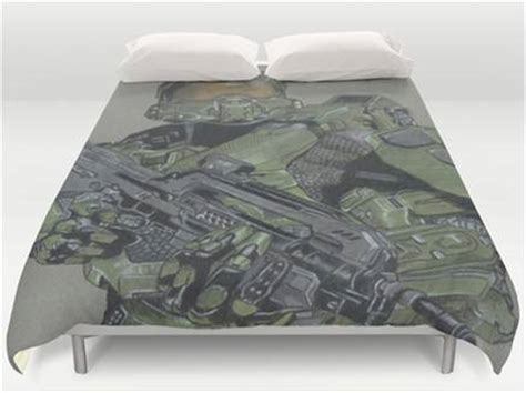 halo bedding video game bedding and decor