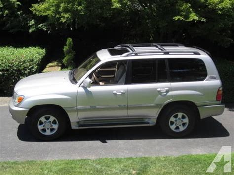 2000 Toyota Land Cruiser For Sale 2000 Toyota Land Cruiser 4x4 For Sale In Santa Rosa