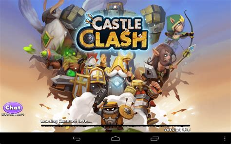 castle clash android читы castle clash для android и iphone