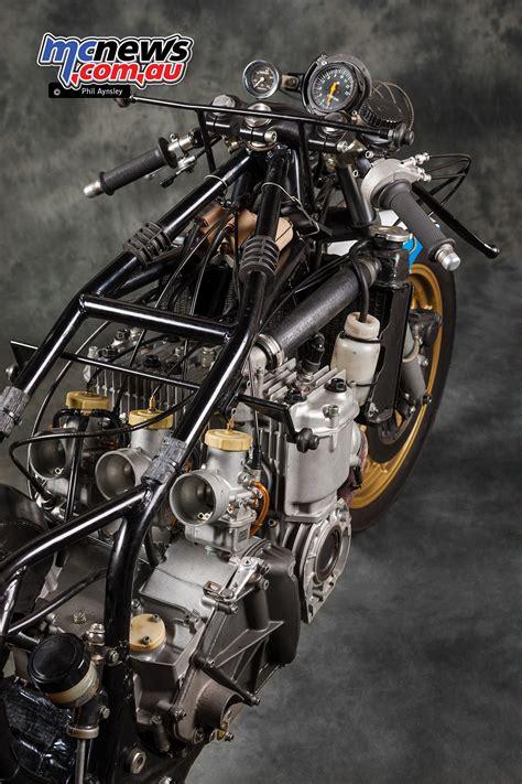 suzuki tr xr cc  stroke triple racer mcnews