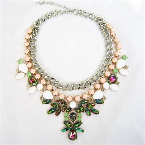 1000 ideas about cheap statement necklace on