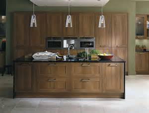 walnut color kitchen cabinets walnut upper cabinets