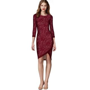 Candice Lace Maroon kettymore bodycon lace dresses candice swanepoel dress maroon lace dress