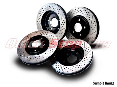Disc Brake Drill Slot By Brembo Untuk Toyota New Yaris Type S F inf005sd 350z g35 w brembo system performance brake