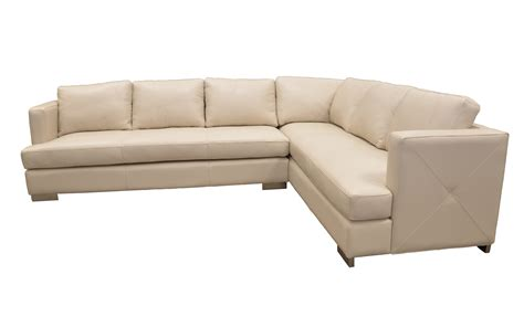Wesley Sectional by Wesley Sectional Omnia Leather