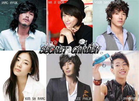 Cast Of The Secret Garden by Crunchyroll Forum K Drama Secret Garden
