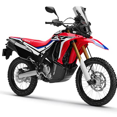 the all new crf250 rally | honda philippines
