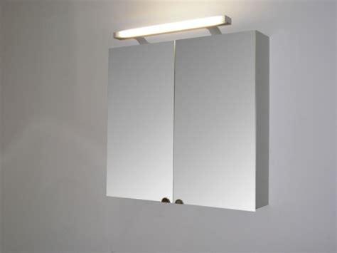 prima spiegelschrank alu 80 bad modern - Spiegelschrank Prima Alu