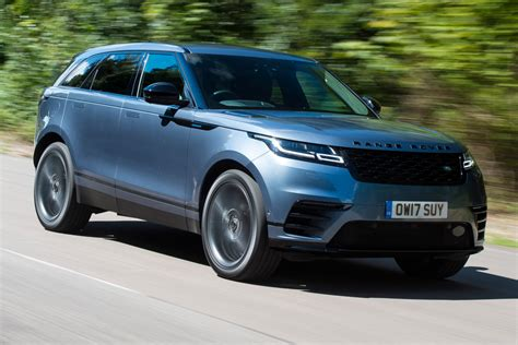 Land Rover Range Rover Velar Review Auto Express